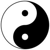 Yin and Yang  – Graphic: Wikipedia