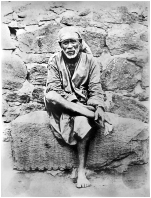 Shirdi Sai Baba                                                  – Photo: Wikipedia Commons