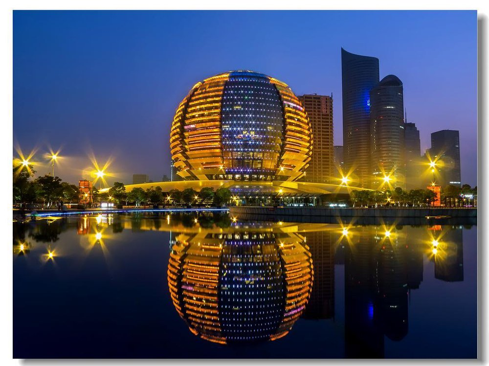 Hangzhou, China, where the G20 leaders recently met. – Photo: Wikipedia