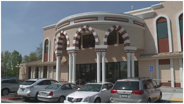 The SALAM Islamic Center of Sacramento, California – Photo: Northern California Islamic Council