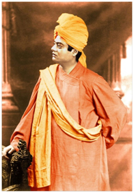 Swami Vivekananda, of all the Parliament speakers, made the most powerful impression. – Photo: Wikimedia