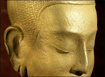 The Buddha in contemplation – Photo: Wikipedia
