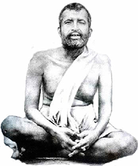 Sri Ramakrishna Paramahamsa – Photo: Wikipedia