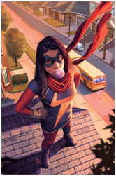 Photo: Marvel.wikia/Kamala Khan
