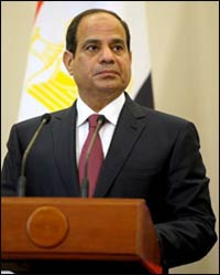 President Abdel Fattah al-Sisi of Egypt – Photo: Wikipedia