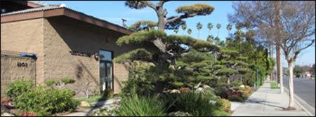 The Jōdo Shinshū Buddhist Temple in West Covina, California. – Photo: livingdharma.org