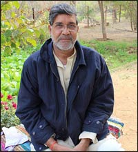 Kailash Satyarthi – Photo: Wikipedia