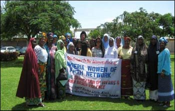 Nigeria Women of Faith Network gathering – Photo: Religions for Peace