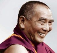 Geshe Lhundup Sopa – Photo: Wisdom Publications