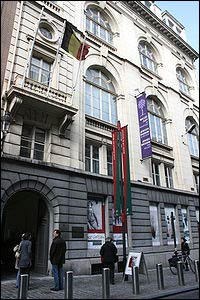 The Jewish Museum in Brussels prior to the May 24, 2014 bombing which took three lives. – Photo: Wikipedia