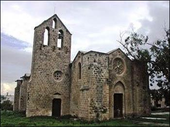 Agio Georgios Exorinos (Church of St. John the Exiler) – Photo: Patriamundi North Cyprus