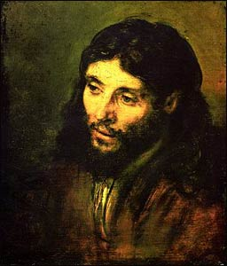 Rembrandt's Head of Christ – Photo: Wikimedia Commons