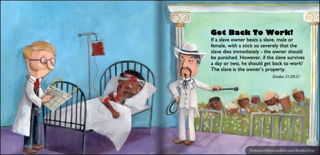 Photo: Awkward Moments Children's Bible