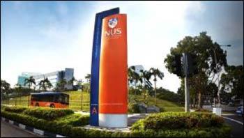 National University of Singapore – Photo: NUS