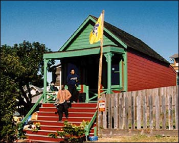 Mendocino Joss House – Photo: David Look, NPS