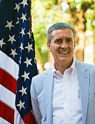 Richard Olson, U.S. Ambassador to Pakistan – Photo: Wikipedia