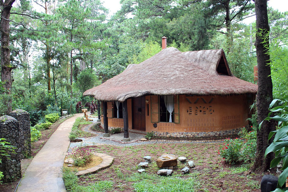 The Life Home at the Maryknoll Ecological Sanctuary in Baguio, Philippines. – Photo: maryknollecosanctuary.org