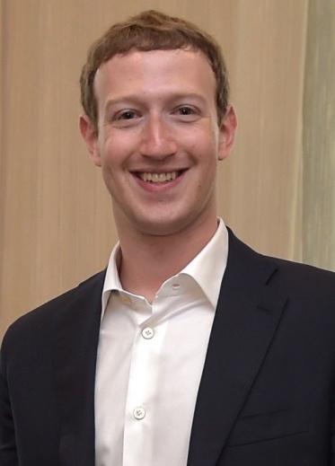Mark Zuckerberg – Photo: Wikipedia, Flickr