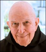 Father Thomas Keating – Photo: Spirituality and Practice