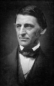 Ralph Waldo Emerson – Photo: Wikipedia