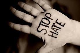 Photo: Words Matter (Stop Hate)
