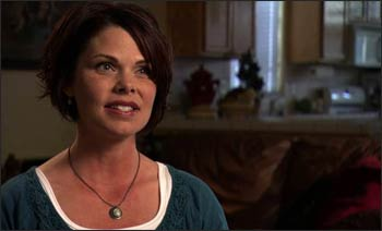 "A stillshot of Wendy Montgomery in the documentary ""Families are Forever."" See the  trailer ."