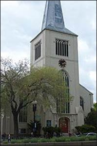 First Parish, Unitarian Universalist, Cambridge, Massachusetts Photo: Wikipedia