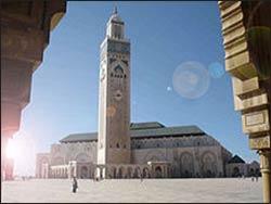Morocco's Hassan II Mosque