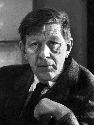 W.H. Auden – Photo: genius.com