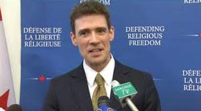 Newly appointed Religious Freedom Ambassador Dr. Andrew Bennett –Photo: MinorityGroupsUnited.org