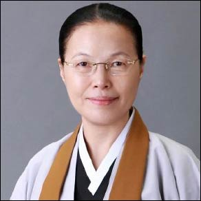 Ven. Dr. Chung Ohun Lee of Won Buddhists International