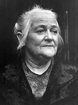 Clara Zetkin (1857-1933) – Photo: Wikimedia