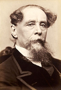 Charles Dickens – Photo: Wikimedia