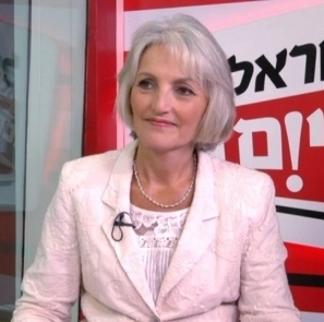 Sharon Rosen, the Jerusalem director of the Search for Common Ground – Photo: Israel Hayom