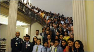 Seva Leaders - HASC Seva Conference at The White House