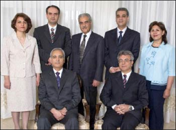 Six of Iran's seven Baha'i leaders were sentenced to 20 years in prison in 2008.