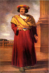 Raja Ram Mohan Roy, founder of the Brahmo-Samaj, a vital Hindu reform movement – Photo: Wikipedia