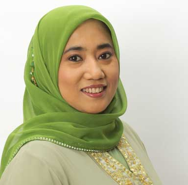Nana Firman, co-founder of the Global Muslim Climate Network – Photo: Global Muslim Climate Network