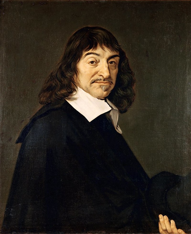 Rene Descartes – Photo:  Wikipedia