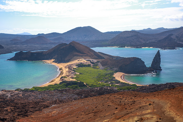 Bartolomé Island, Ecuador – Photo:  Murray Foubister, Cc. 2.0 sa