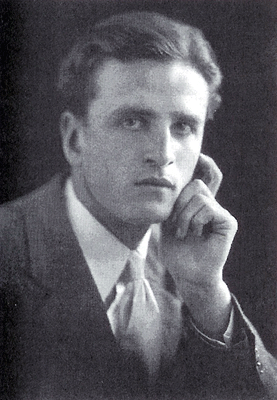 Alan Griffiths in 1926 – Photo:  Saieditor