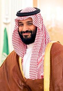 Mohammad bin Salman Al Saud – Photo:  Wikipedia