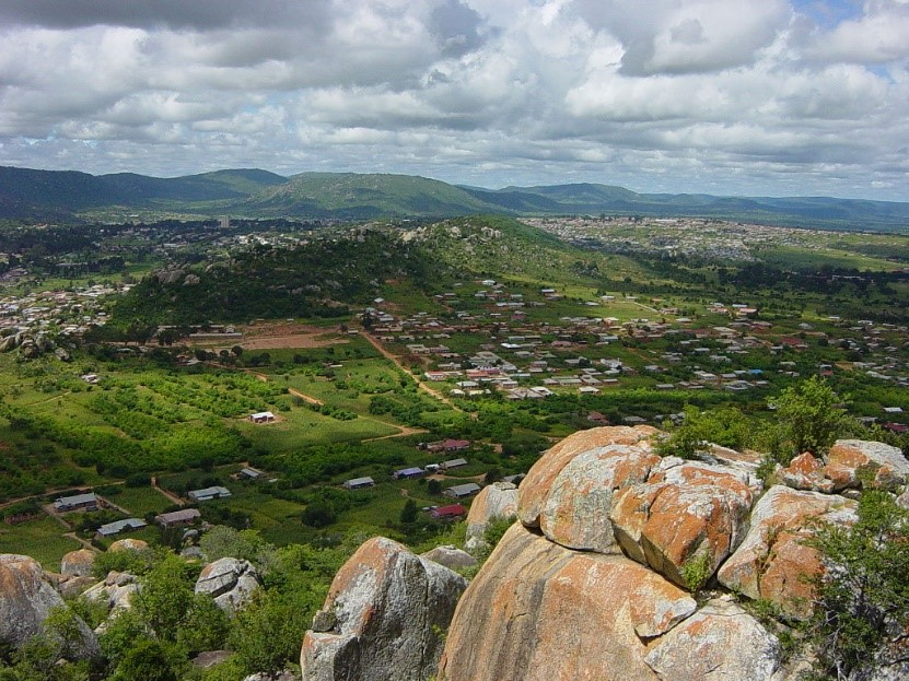 Hilltop view of Iringa – Photo: Wikipedia
