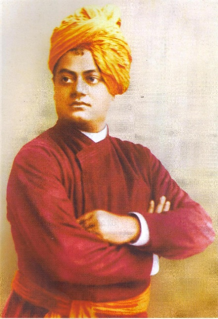 Swami Vivekananda - Photo:    Wikimedia Commons