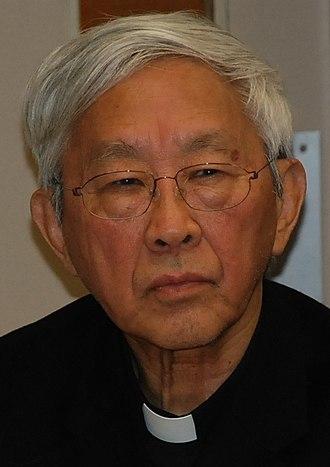 Cardinal Joseph Zen – Photo:    Wikipedia