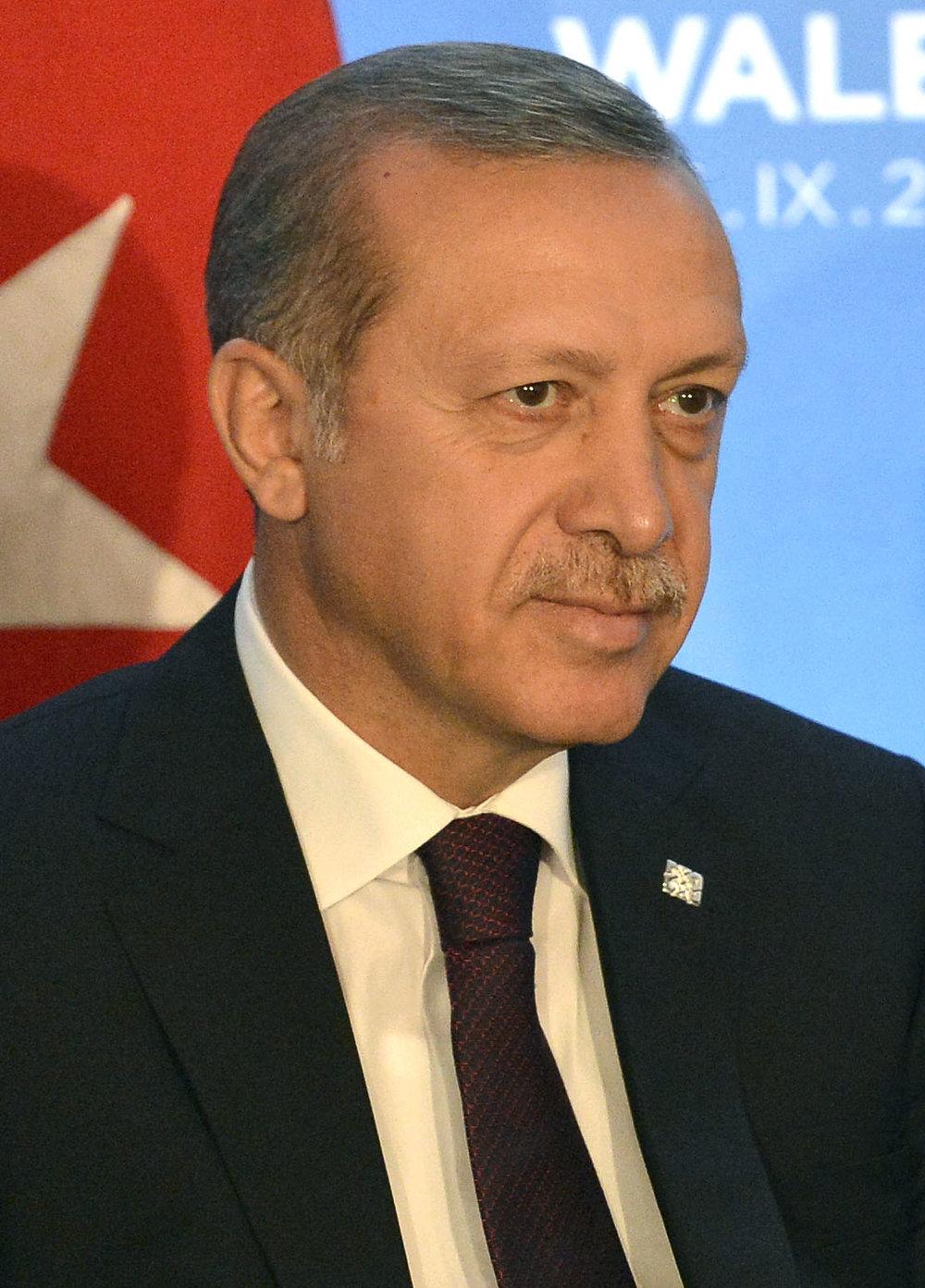 President Erdogan – Photo:    Wikimedia