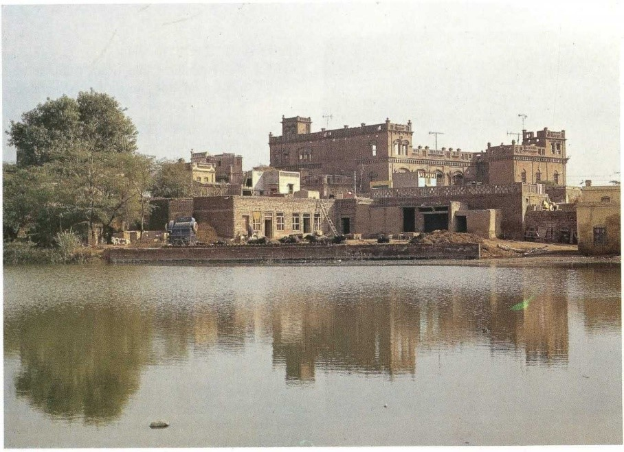 View of Butala village in Pakistan about 50 years after partition of India and Pakistan – Photo: Tarunjit Singh Butalia