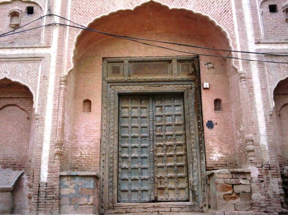 Butalia family ancestral home at village Butala near Gujranwala, Pakistan, built in the 1850s. – Photo: TSB