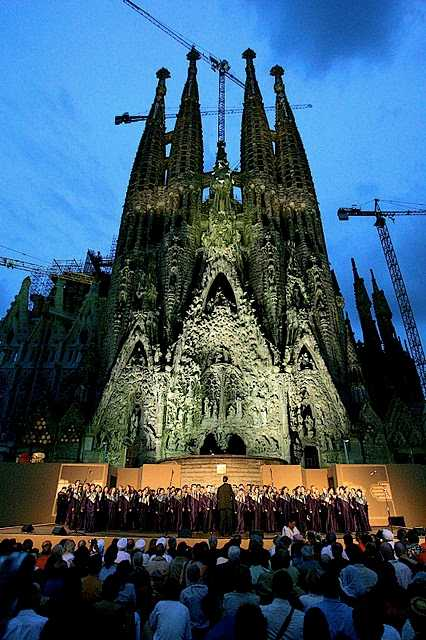 La Familia Sagrada – Photo: RBS
