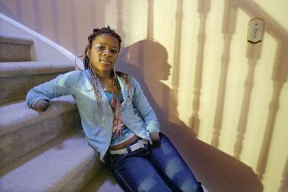 Mariatu Kamara – Photo:    The Canadian Encyclopedia